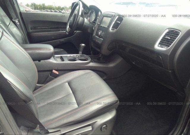 пригнать из сша 2012 Dodge DURANGO 1C4SDHCT4CC216258