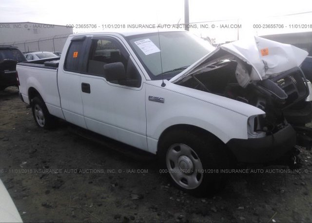 Inventory #870188005 2006 FORD F150