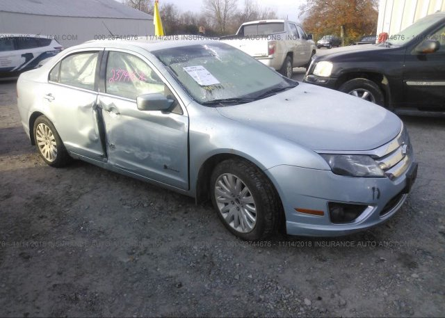 Inventory #272242538 2010 FORD FUSION