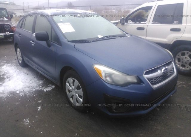 Inventory #735647578 2012 Subaru IMPREZA