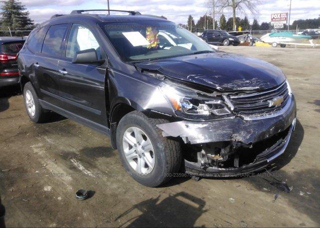 Inventory #814793496 2014 Chevrolet TRAVERSE