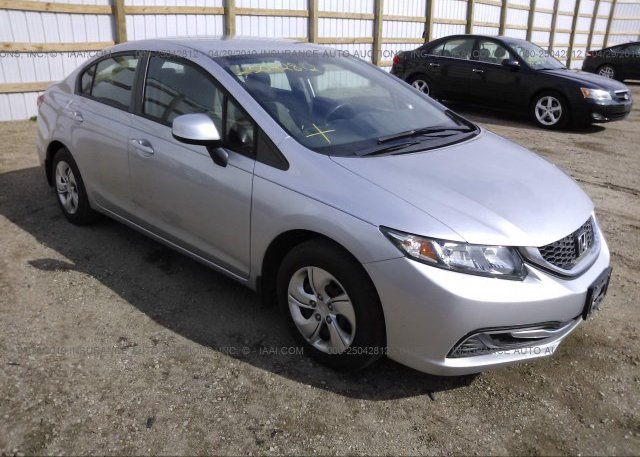 Inventory #556749606 2013 HONDA CIVIC