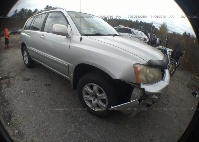 Inventory #220931946 2002 Toyota HIGHLANDER