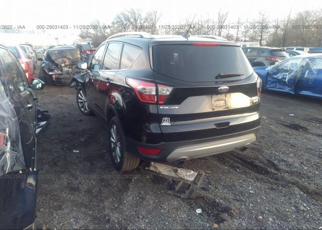 купить 2018 FORD ESCAPE 1FMCU9J96JUD33151