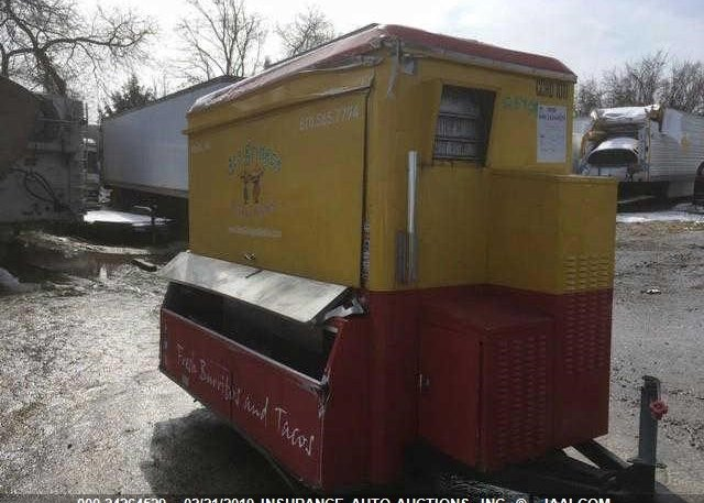 Inventory #166860684 2012 CUSTOM TRAILER INC OTHER