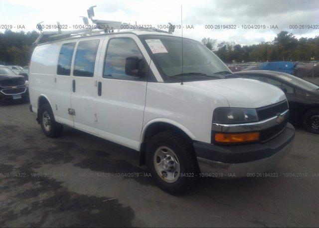 Inventory #750865903 2008 Chevrolet EXPRESS G3500