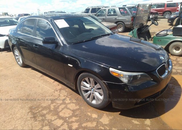 Inventory #830931548 2004 BMW 545