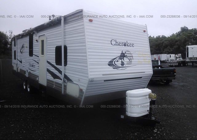 Inventory #539764572 2005 FOREST RIVER CHEROKEE