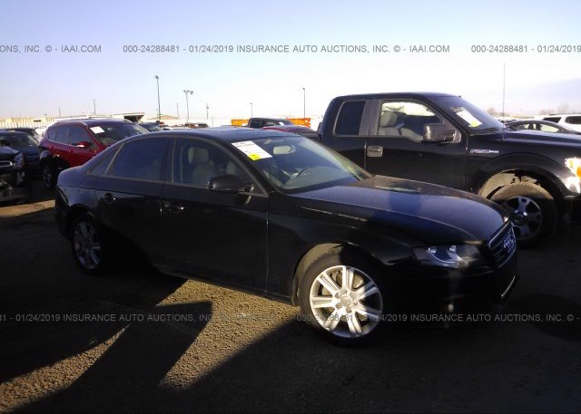 Inventory #490549104 2011 AUDI A4