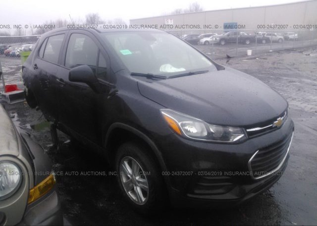 Inventory #367804207 2017 Chevrolet TRAX