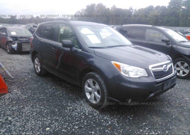 Inventory #540940389 2015 Subaru FORESTER