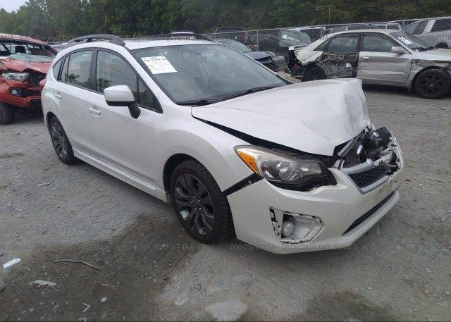 Inventory #131773633 2012 Subaru IMPREZA