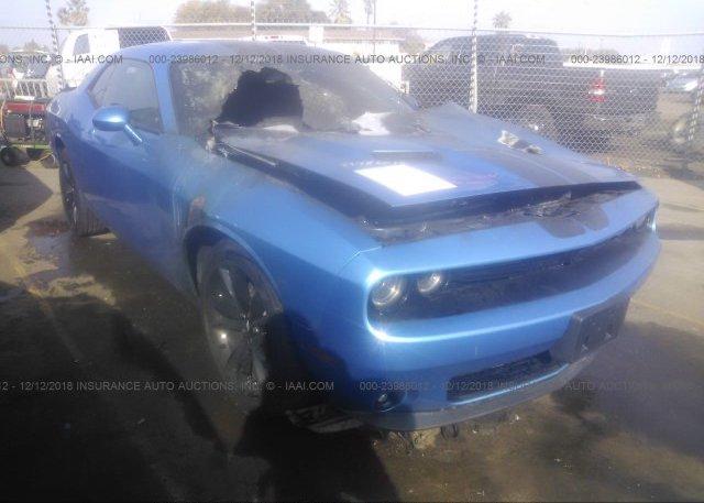 Inventory #363247870 2018 Dodge CHALLENGER