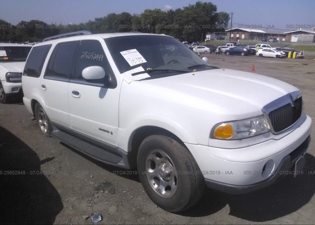 Inventory #110176050 2000 Lincoln NAVIGATOR