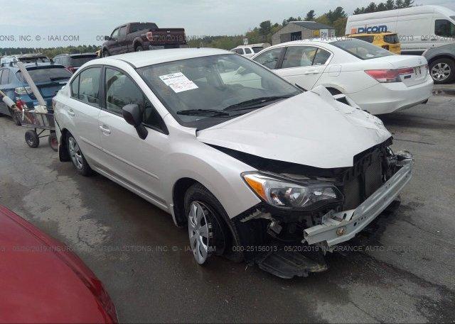Inventory #110517587 2014 Subaru IMPREZA