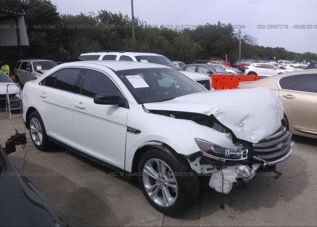 Inventory #374439465 2018 FORD TAURUS