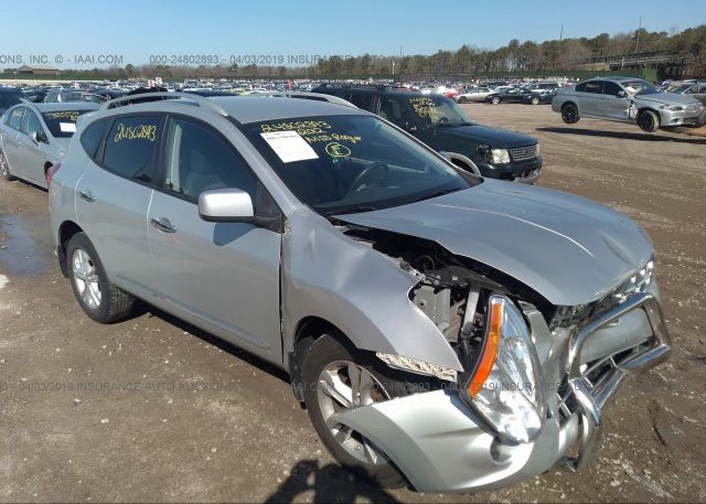 Inventory #789323523 2012 Nissan ROGUE