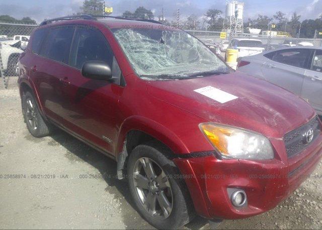 Inventory #722845519 2010 Toyota RAV4