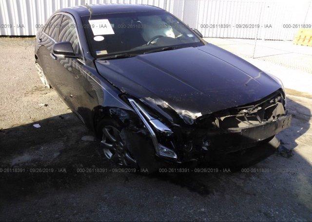 Inventory #956310718 2014 Cadillac ATS
