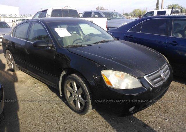 Inventory #915914375 2003 Nissan ALTIMA