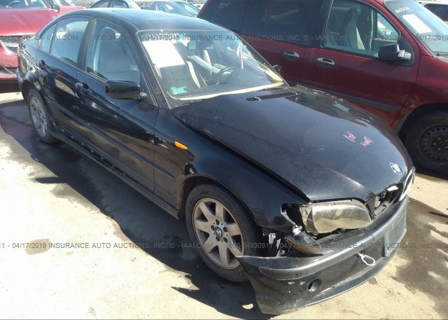 Inventory #916215920 2003 BMW 325