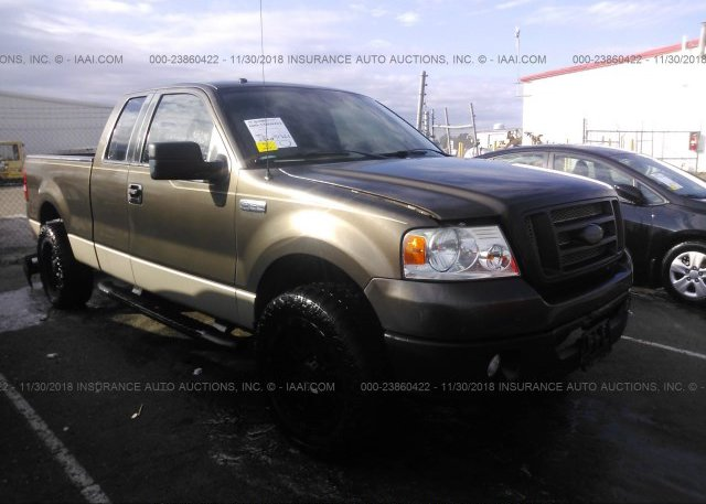 Inventory #120659072 2008 FORD F150