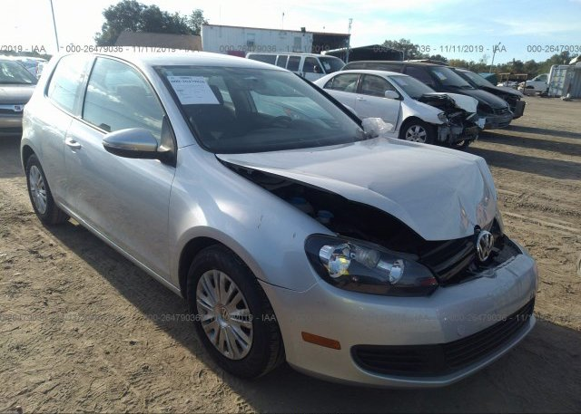 Inventory #328759805 2012 Volkswagen GOLF