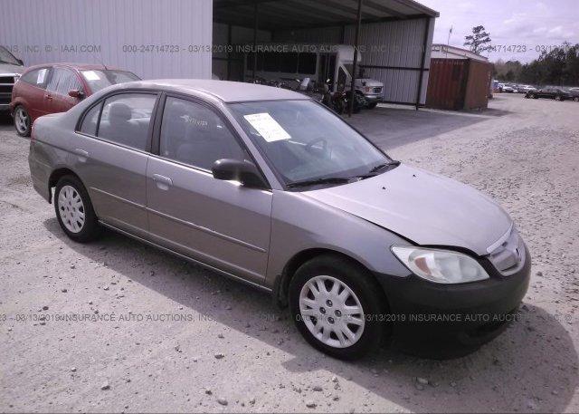 Inventory #236359486 2004 Honda CIVIC