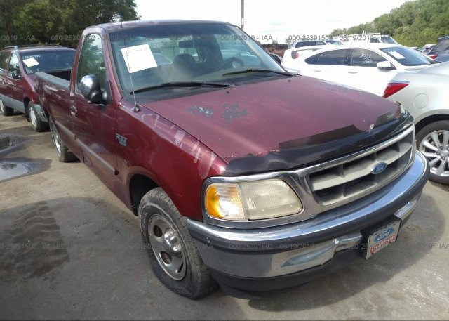 Inventory #983744870 1997 FORD F150