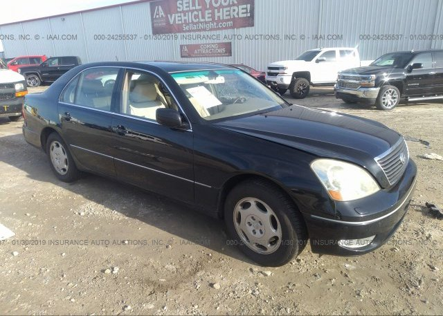 Inventory #609430448 2001 Lexus LS