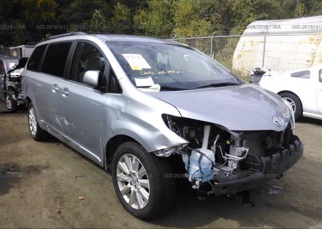 Inventory #651789086 2015 Toyota SIENNA