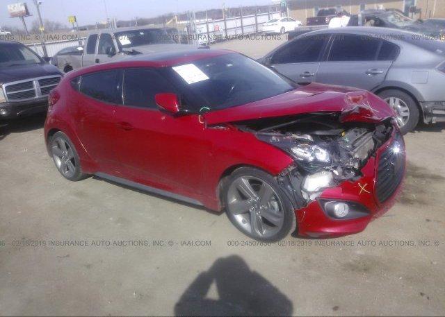 Inventory #438155838 2015 Hyundai VELOSTER