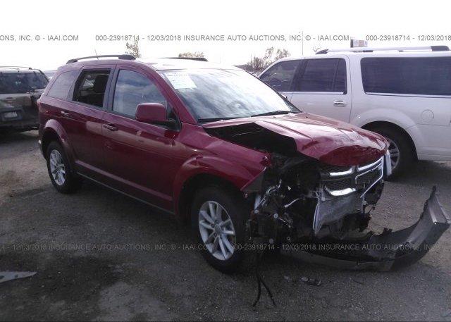 Inventory #740865827 2017 Dodge JOURNEY