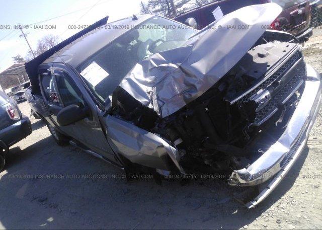 2GCEK13T051221976, Salvage gray Chevrolet Silverado at