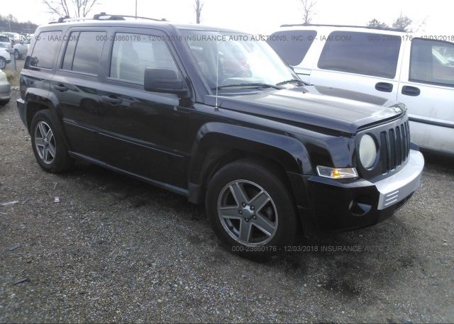 Inventory #254189194 2007 JEEP PATRIOT