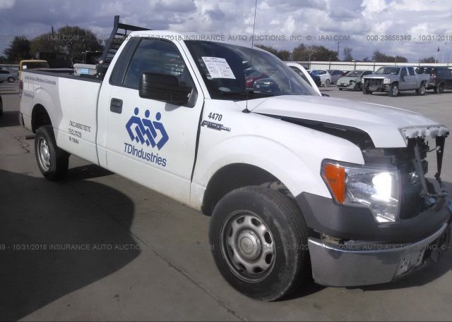 Inventory #800666649 2014 FORD F150