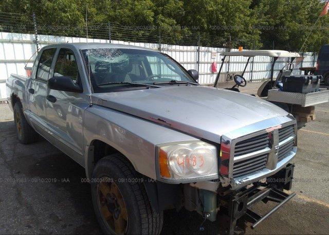 Inventory #205815700 2006 Dodge DAKOTA