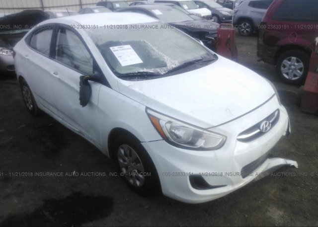 Inventory #727151741 2015 HYUNDAI ACCENT