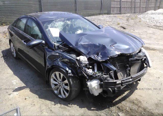 Inventory #845883419 2011 Hyundai SONATA