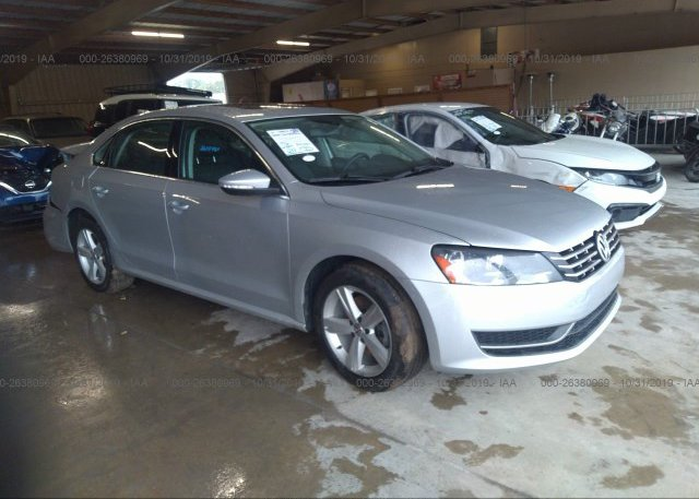 Inventory #214748528 2012 Volkswagen PASSAT