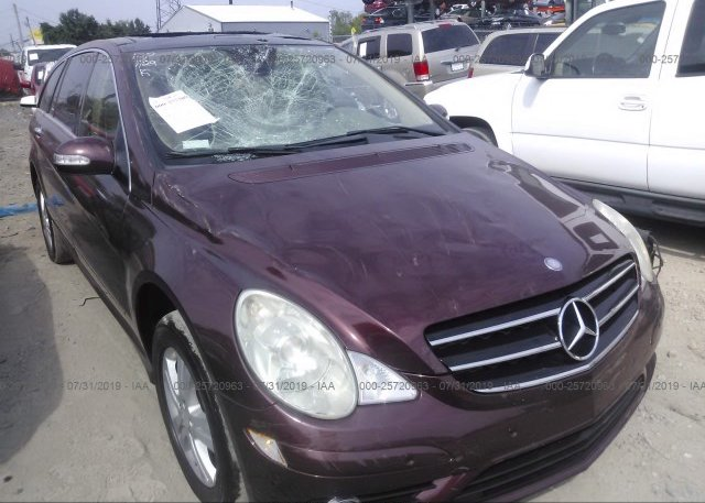 Inventory #536376197 2009 Mercedes-benz R