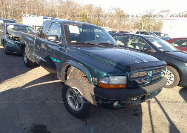Inventory #769935506 1998 Dodge DAKOTA