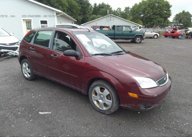 Inventory #887909418 2007 FORD FOCUS