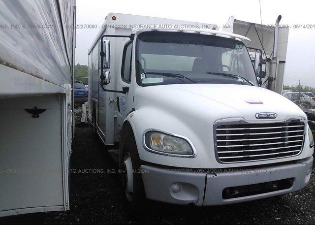 Inventory #406060183 2007 FREIGHTLINER M2
