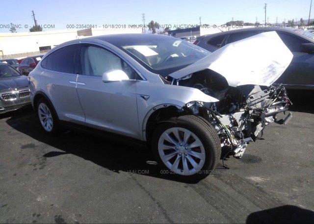 Inventory #518409668 2018 Tesla MODEL X