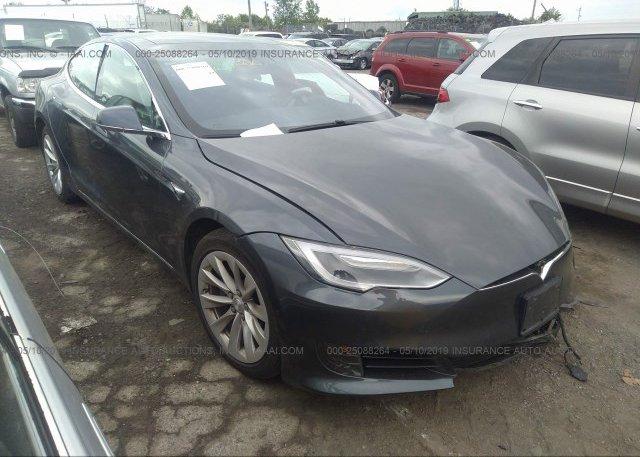 Inventory #997602507 2016 Tesla MODEL S