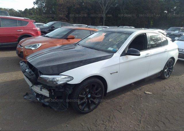 из сша 2016 BMW 5 SERIES WBA5A7C54GG147083