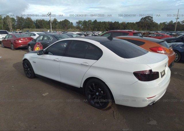 купить 2016 BMW 5 SERIES WBA5A7C54GG147083