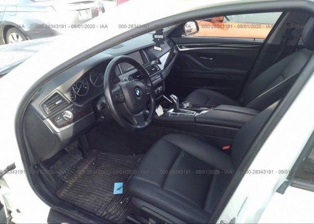 пригнать из сша 2016 BMW 5 SERIES WBA5A7C54GG147083