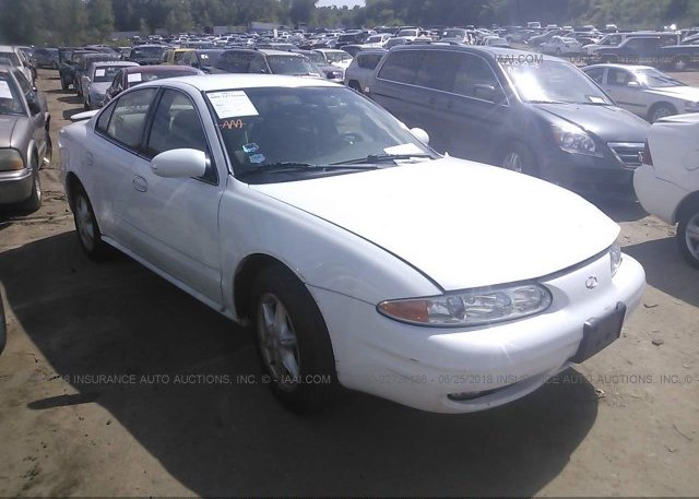 Inventory #542763238 2002 Oldsmobile ALERO